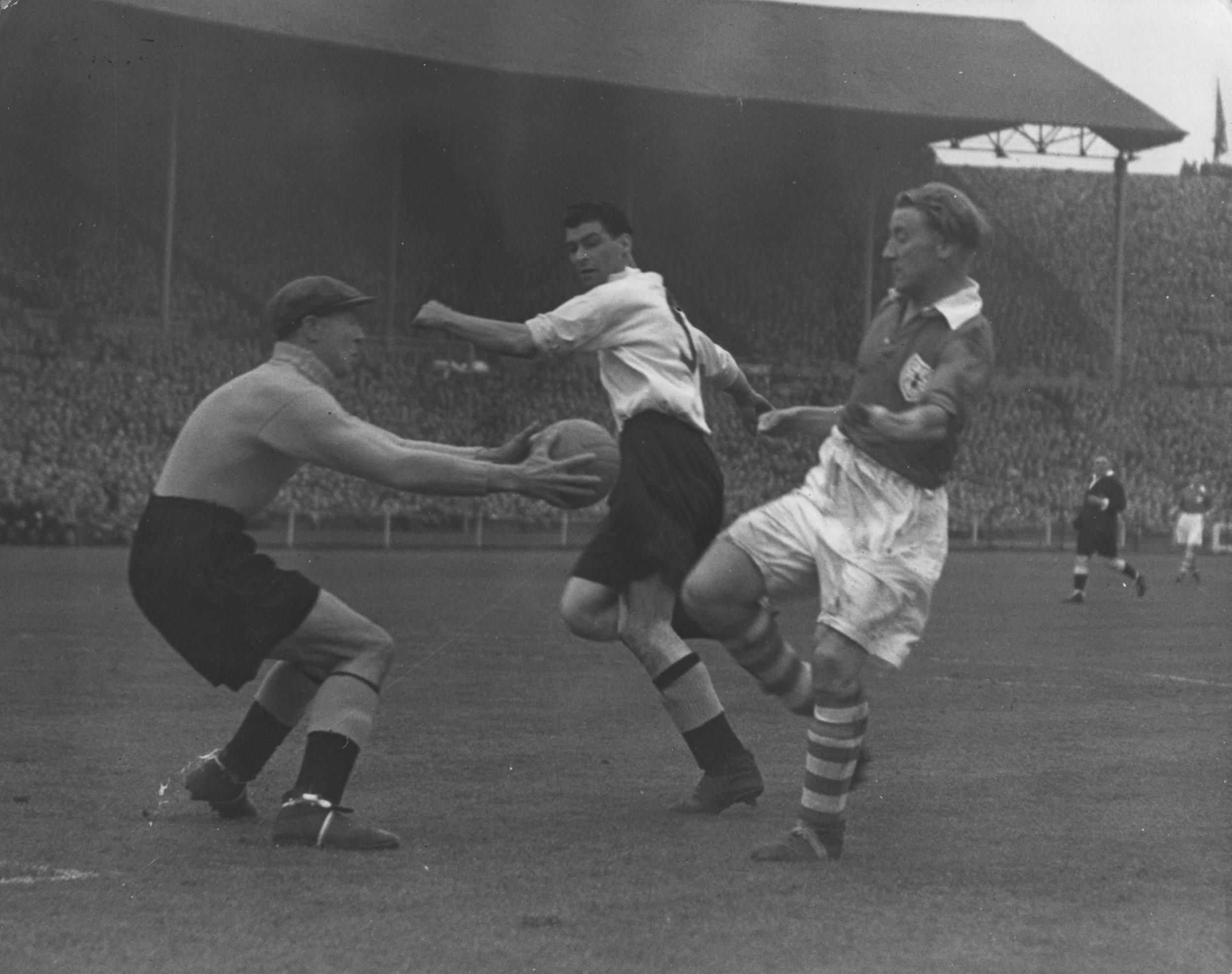 Dengang et engelsk 3. divisionshold fik foræret landets bedste fodboldspiller